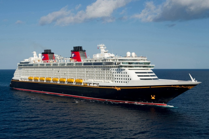 Disney Cruise Line Fall 2015