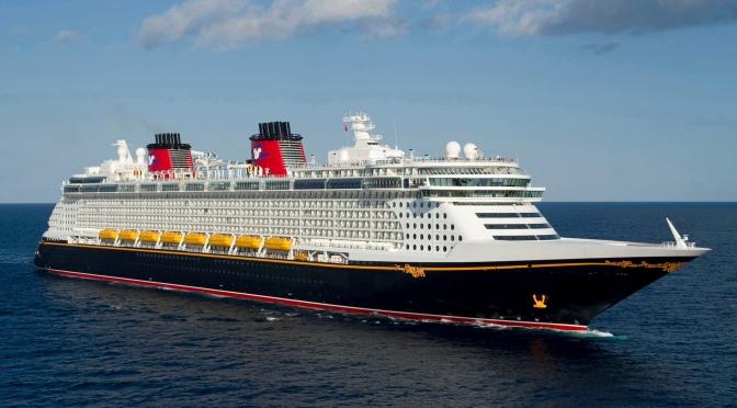 Disney Cruise Line Fall 2015