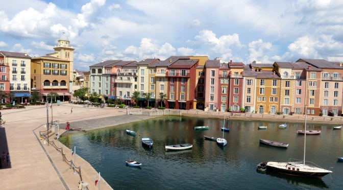 Portofino Bay Hotel Review