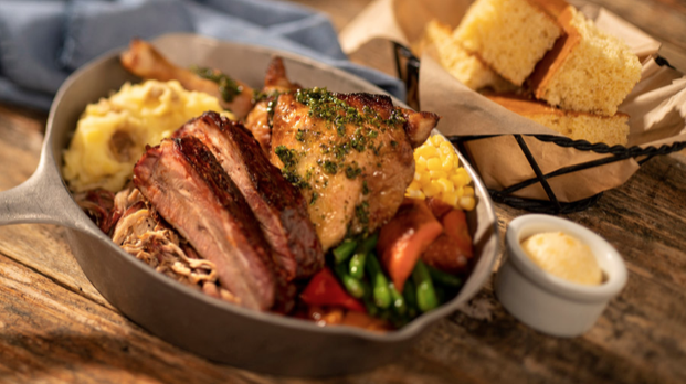 Whispering Canyon Café launches a new menu