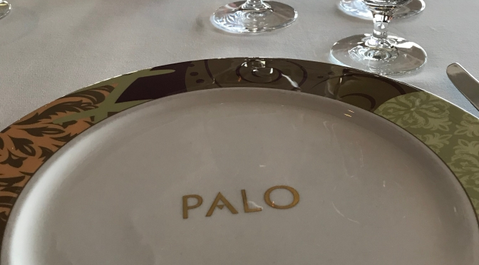 Palo Dinner Disney Dream