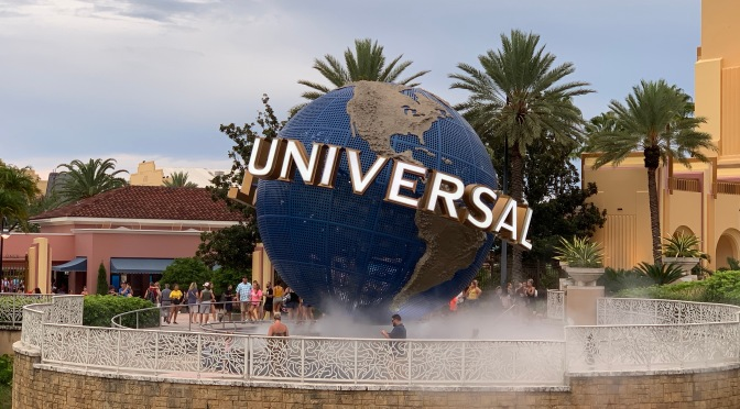 A look inside a Universal Fam Trip