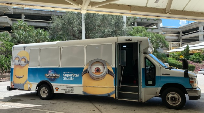 Universal SuperStar Shuttle