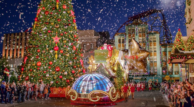 Holidays at Universal Orlando