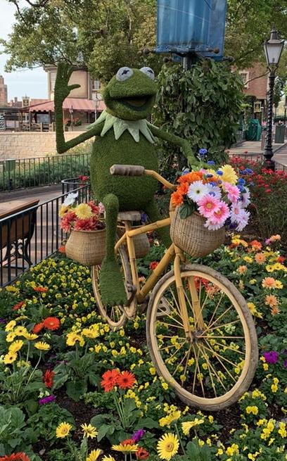 13-030320-EPCOT-Kermit-Topiary